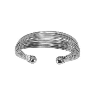 Bracelet esclave homme acier
