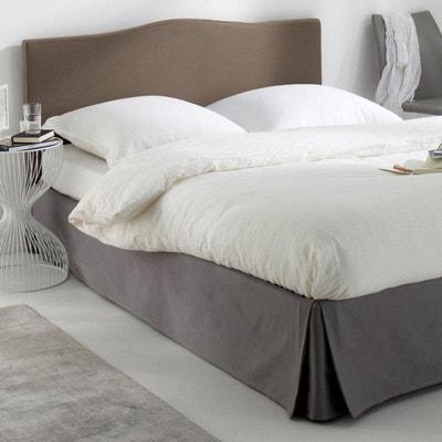 Housse de tête de lit pur coton, forme Louis XV Housse de tête de lit pur coton, forme Louis XV La Redoute Interieurs