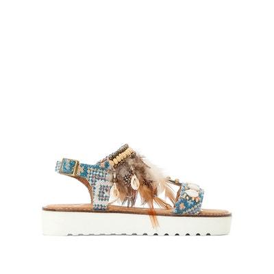 Sandali con zeppa MARGARITA COOLWAY