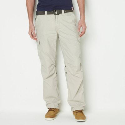 Pantalon cargo avec ceinture CARGO US 30 Pantalon cargo avec ceinture CARGO US 30 SCHOTT