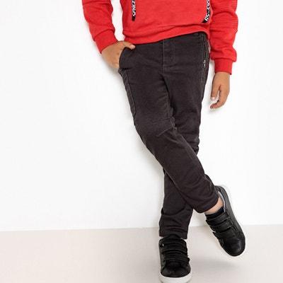Pantaloni dritti 3-12 anni Pantaloni dritti 3-12 anni La Redoute Collections
