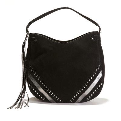 Leather Handbag Leather Handbag La Redoute Collections