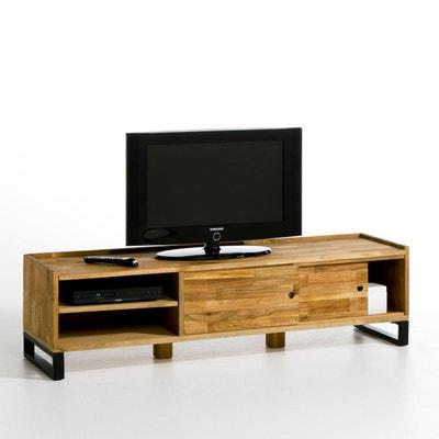 HIBA Solid Oak TV Storage Unit HIBA Solid Oak TV Storage Unit La Redoute Interieurs