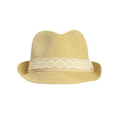 Słomkowy kapelusz Borsalino MADEMOISELLE R