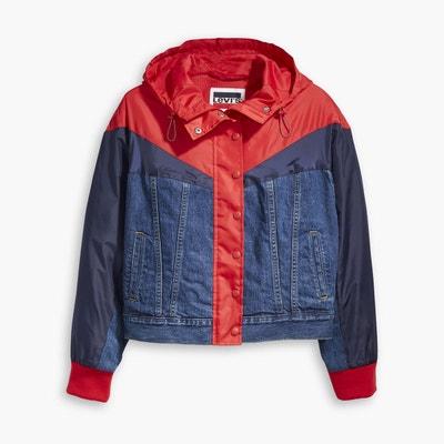 Veste en jean coupe droite Veste en jean coupe droite LEVI S 9bb3170970e1