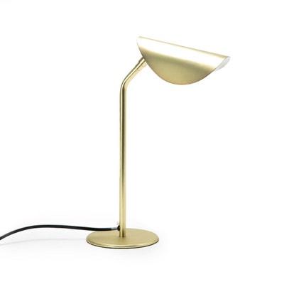 Lampe De Chevet Jaune Moutarde En Solde La Redoute