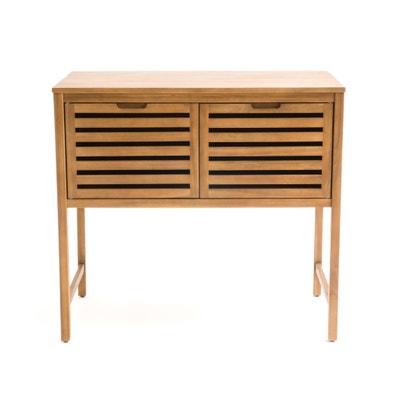 Mobile da bagno, in legno di acacia oliato, HAUMÉA Mobile da bagno, in legno di acacia oliato, HAUMÉA La Redoute Interieurs