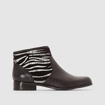Boots en cuir Alicette MELLOW YELLOW