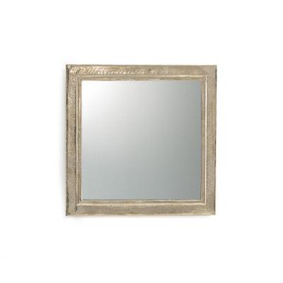 Espejo marroquí de metal martillado, AFIRA Espejo marroquí de metal martillado, AFIRA La Redoute Interieurs