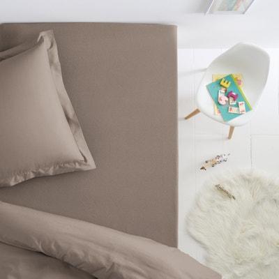 Lenzuolo con angoli in jersey di puro cotone per il letto del bambino Lenzuolo con angoli in jersey di puro cotone per il letto del bambino La Redoute Interieurs