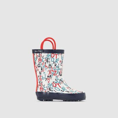 Stivali della pioggia BE ONLY, ALPHABET BE ONLY