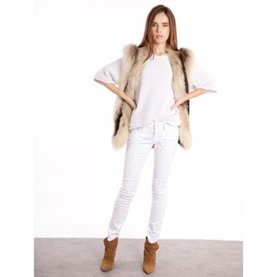 Jeans Skinny Blanc DENHAM