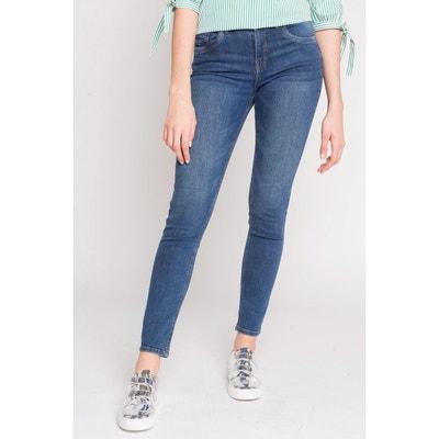 f3823b052a19f Jeans slim délavé Jeans slim délavé CACHE-CACHE