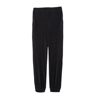 Pantaloni fantasia, plissé, taglio largo Pantaloni fantasia, plissé, taglio largo La Redoute Collections