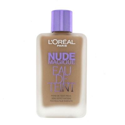 Fond de Teint Nude Magique Eau de Teint L'Oréal Paris Fond de Teint Nude Magique Eau de Teint L'Oréal Paris L'OREAL PARIS
