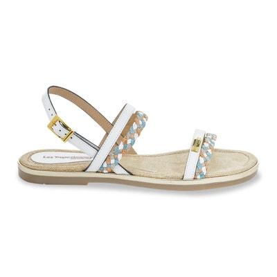 Bridget Leather Sandals LES TROPEZIENNES PAR M.BELARBI
