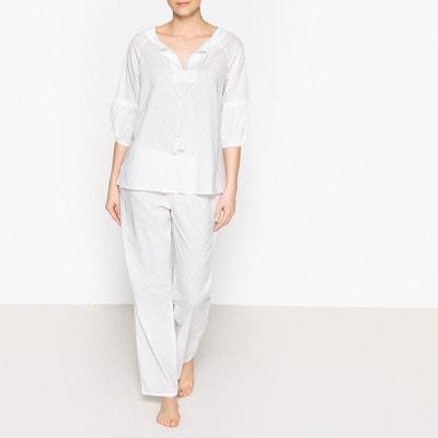 Pyjama voile léger Pyjama voile léger La Redoute Collections