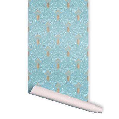Papier Peint Bleu La Redoute