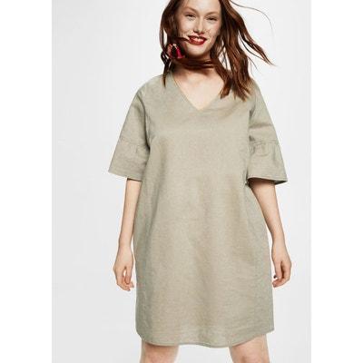 Solde Femme Courte La En Redoute Mobile Robe Cq47t