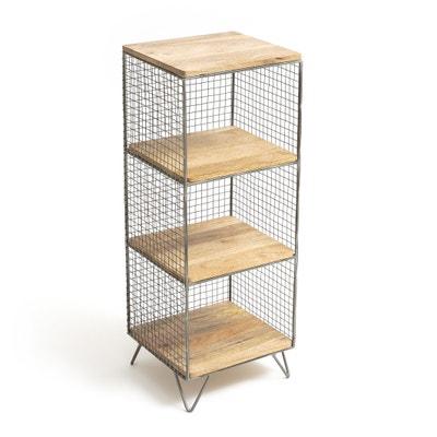 Estantería de metal y madera AREGLO, para colocar sobre el suelo Estantería de metal y madera AREGLO, para colocar sobre el suelo La Redoute Interieurs