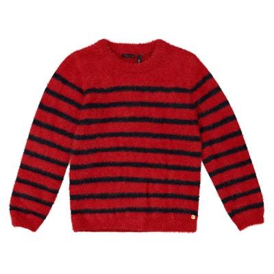 Пуловер в полоску, 3-14 лет Пуловер в полоску, 3-14 лет IKKS JUNIOR