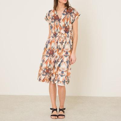 Printed Dress POMANDERE