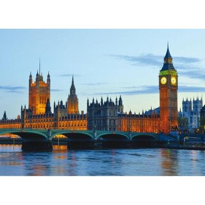 London, photo murale, 160 x 115 cm, 1 part WALLTASTIC