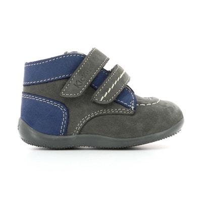 Bonkro Leather Ankle Boots Bonkro Leather Ankle Boots KICKERS