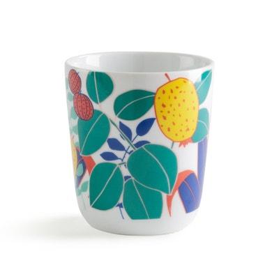 Perciane Porcelain Cups (Set of 4) Perciane Porcelain Cups (Set of 4) La Redoute Interieurs