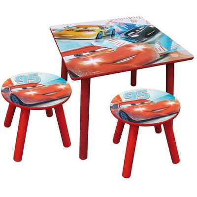 Ensemble table et chaises Cars Disney Racing Ensemble table et chaises Cars Disney Racing JEMINI