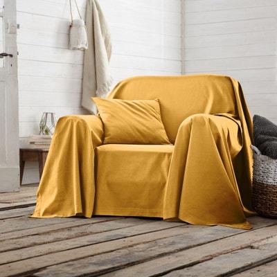 fauteuil moutarde en solde la redoute. Black Bedroom Furniture Sets. Home Design Ideas
