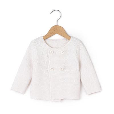 Cardigan mixte standard 0 mois - 3 ans La Redoute Collections
