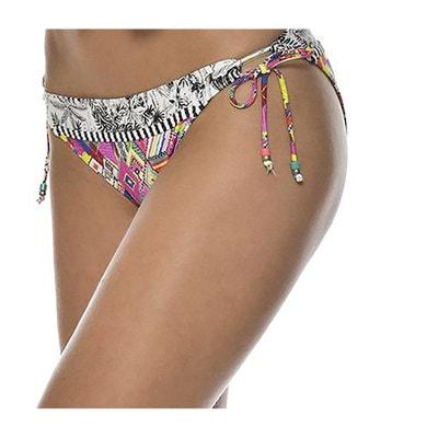 Culotte per bikini a fiori BANANA MOON