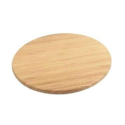 Plateau a fromage en bambou de forme ronde Plateau a fromage en bambou de forme ronde MCD