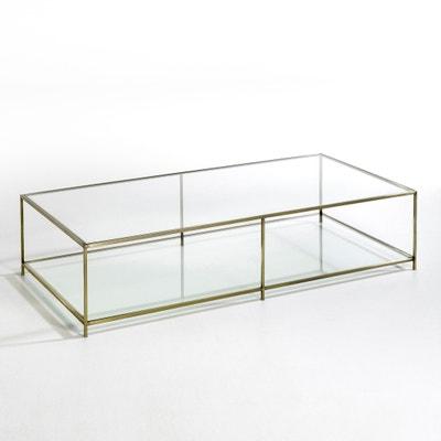 Mesa de centro retangular, vidro temperado, Sybil Mesa de centro retangular, vidro temperado, Sybil AM.PM.