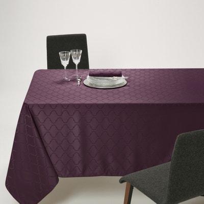 Salomé Patterned Jacquard Damask Tablecloth Salomé Patterned Jacquard Damask Tablecloth La Redoute Interieurs