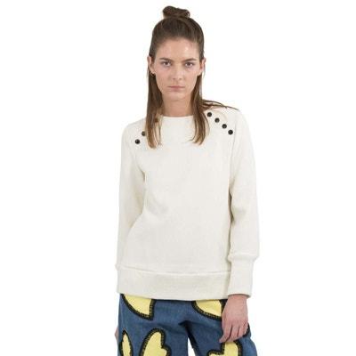 Sweatshirt coton milleraies Sweatshirt coton milleraies SIDE PROJECT