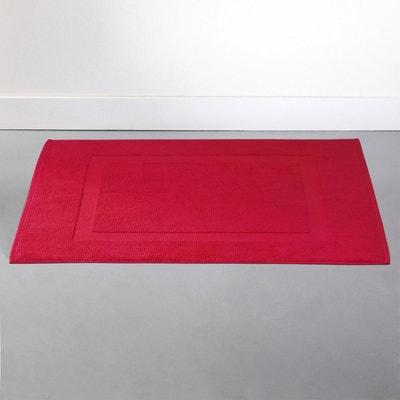 tapis de bain rouge la redoute. Black Bedroom Furniture Sets. Home Design Ideas