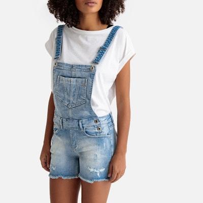 Korte jeanssalopette, Romie New Magic Color Korte jeanssalopette, Romie New Magic Color FREEMAN T. PORTER