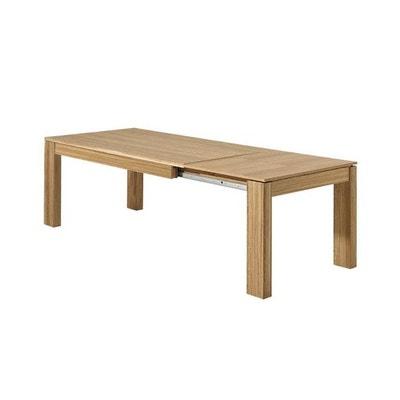 table bois massif extensible la redoute. Black Bedroom Furniture Sets. Home Design Ideas