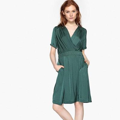 Robe de soiree vert sapin