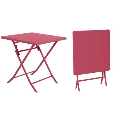 Salon de jardin - Table, chaises Hesperide en solde   La Redoute