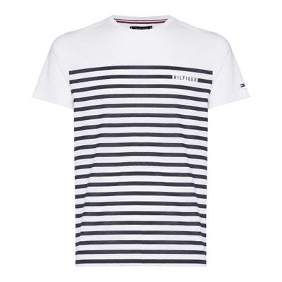 da9d59f4ce3f Striped Crew Neck T-Shirt Striped Crew Neck T-Shirt TOMMY HILFIGER