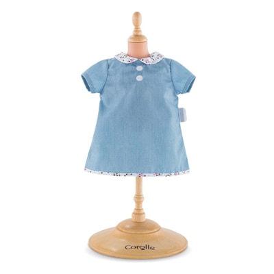 5d5cb40604d8 Vêtement pour poupée mon premier poupon Corolle 30 cm   Robe panda party Vêtement  pour poupée
