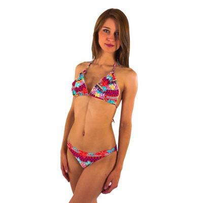 f260cbae2ec23 Maillot de bain Tanga Emmatika Vaga Hibiscus Multicolore (bas) Maillot de  bain Tanga Emmatika