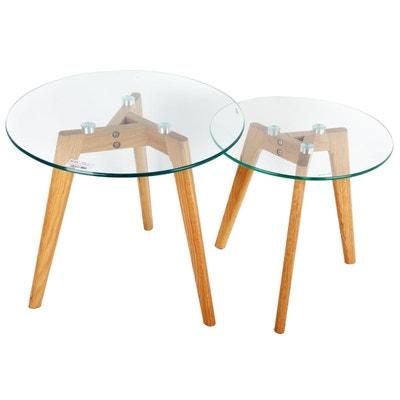 Table En Plexiglas Transparent La Redoute