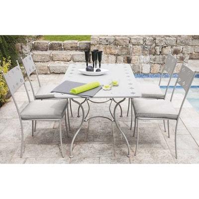Salon de jardin - Table, chaises Home maison en solde   La Redoute dd44e6c324d9