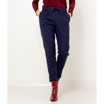 La Femme Femme Pantalon Pantalon Camaieu Redoute WIZqIfc