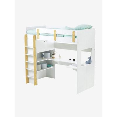 chevet a suspendre la redoute. Black Bedroom Furniture Sets. Home Design Ideas