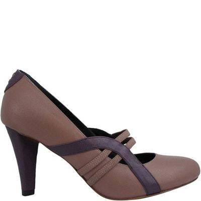 nouveau style 513e6 11207 Escarpin violet femme | La Redoute